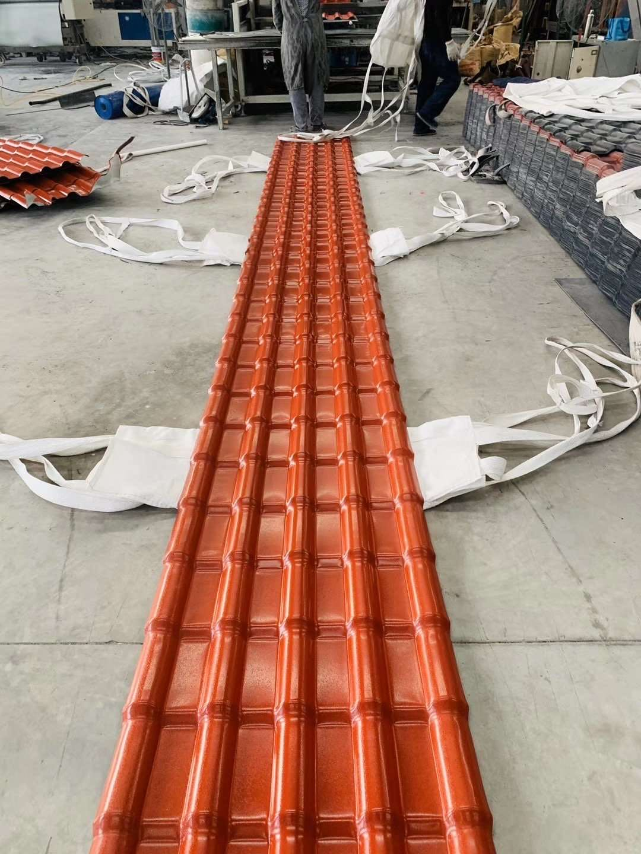 供应树脂瓦生产热销三层ASA合成树脂瓦屋顶瓦别墅瓦仿... -慧聪网