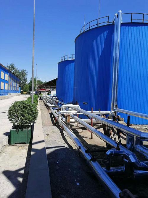张家口镀锌板管道设备保温施工队-承揽各种管道保温工程