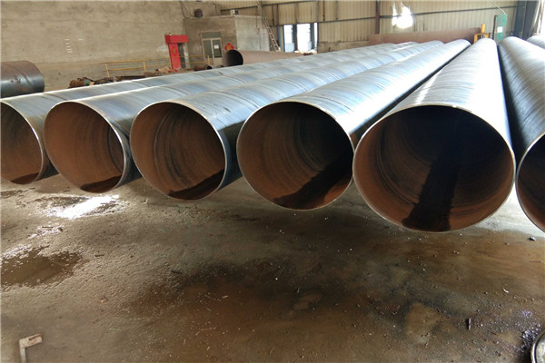 D377*10螺旋焊接钢管沾益