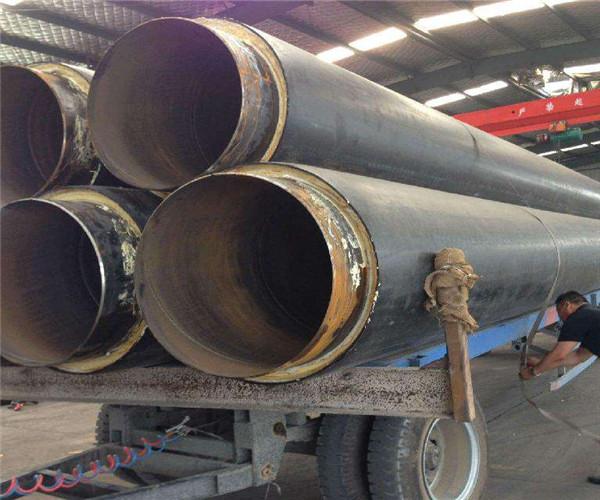 直径1.2米聚氨酯发泡保温管生产厂家