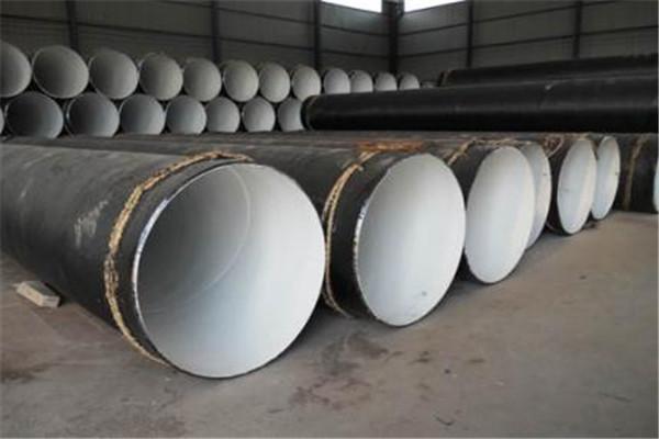 Q235B材质直径一米内外防腐钢管制造厂家