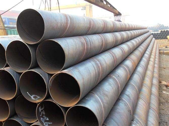 480*6螺旋焊接钢管价格多少钱