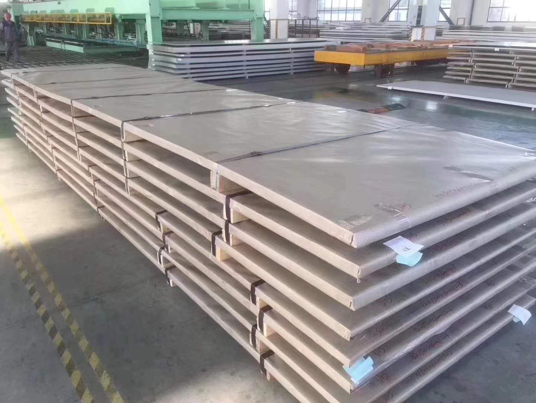 成都金牛304宽幅度不锈钢板定尺切割加工