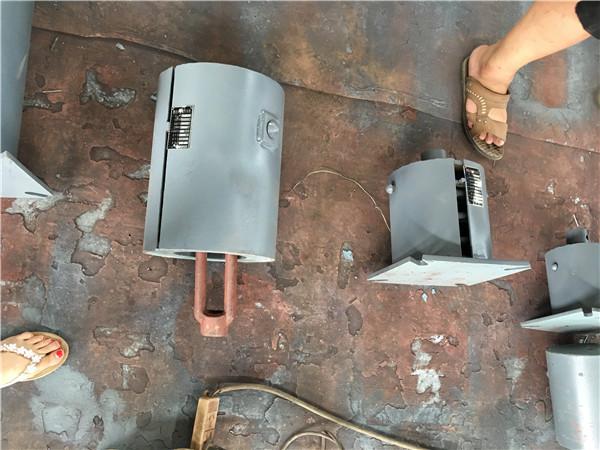 延边和龙双板整定弹簧现场连接方式