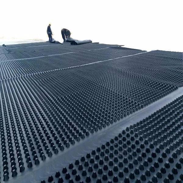 歡迎——哪里有賣蓄排水板的@淮安塑料排水板