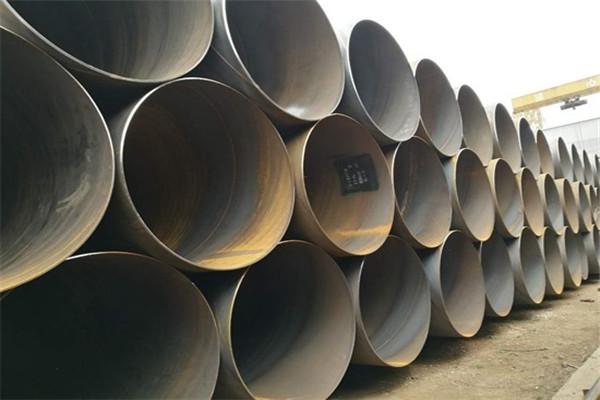 720*10螺旋钢管一吨多少钱