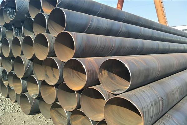 市政工程排水用螺旋焊接钢管做哪种防腐