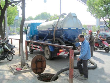 上海闸北工厂厂区雨污管道、信誉