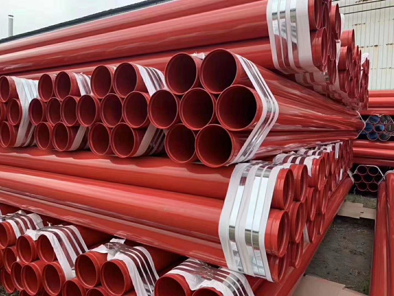 赣州市内外涂塑钢管厂家