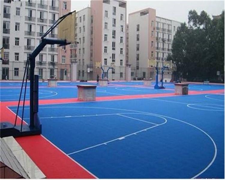 云和籃球場塑膠原材料