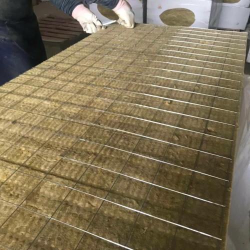 鞍山砂浆岩棉复合板厂家直销