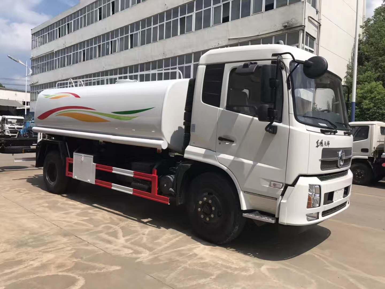 麗水國五15方綠化噴灑車