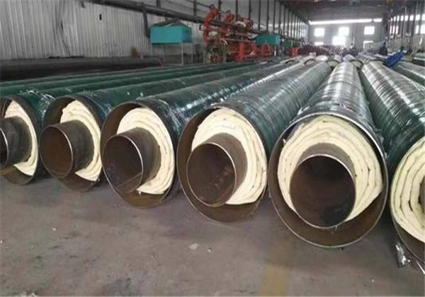 廣西壯族自治區崇左市鋼套鋼蒸汽保溫管現貨供應