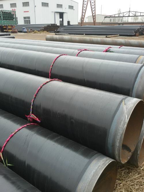 慶元L245NB材質聚乙烯防腐螺旋管生產技術