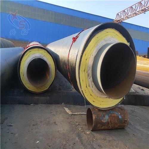 龍泉外滑動鋼套鋼埋地保溫管以質量說話