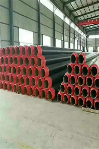 宿州埇桥热力直埋式温泉水保温螺旋焊管市场价格