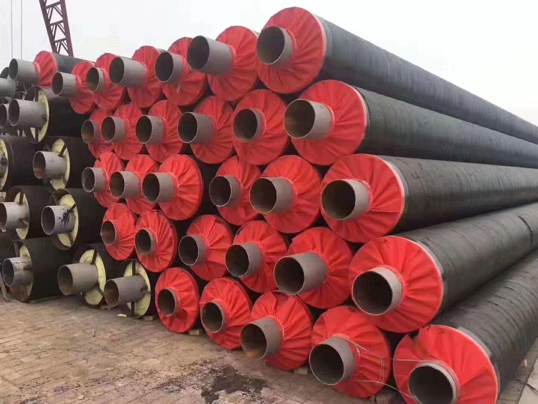 东莞樟木头热力高密度聚乙烯外套发泡保温钢管生产厂家