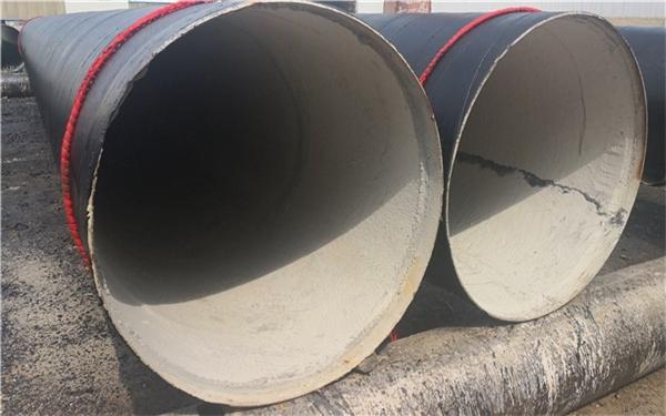 饮水用厚壁螺旋钢管可定制