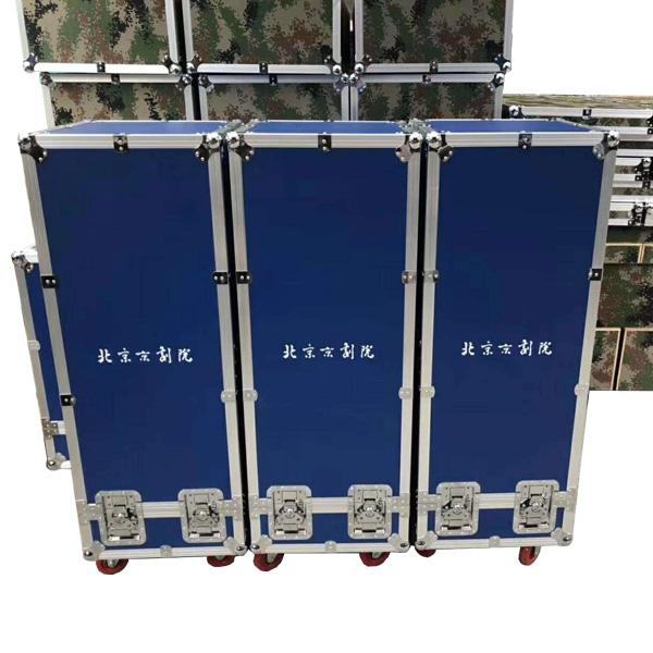 赣州市定制铝合金五金工具箱定做正天铝箱联系电话