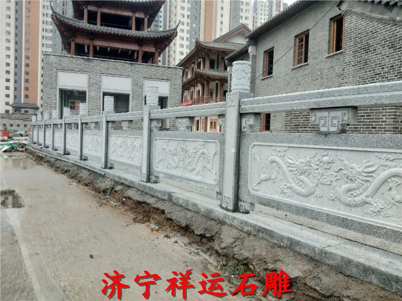 周口石雕栏杆加工厂家价格质优价廉