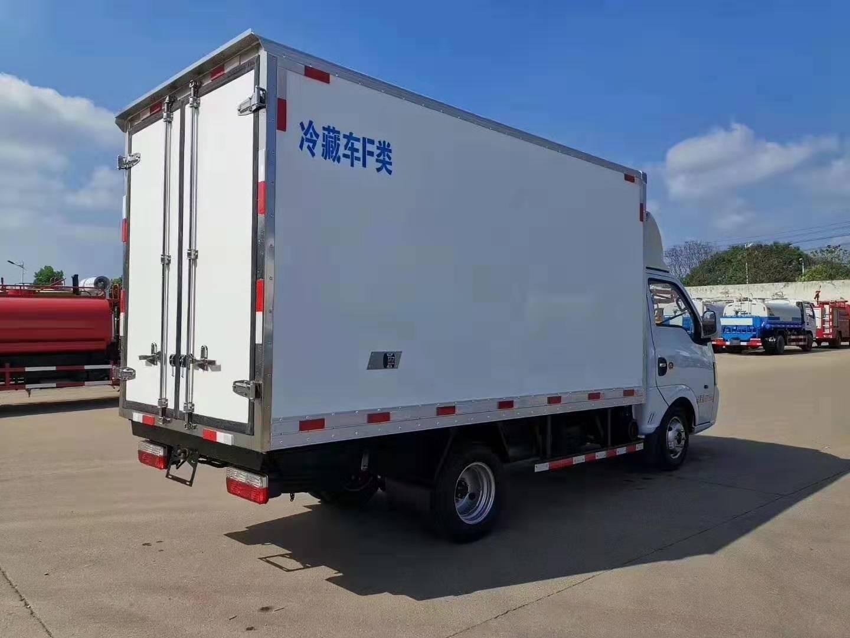 赣州9米6冷藏车价格点击获取