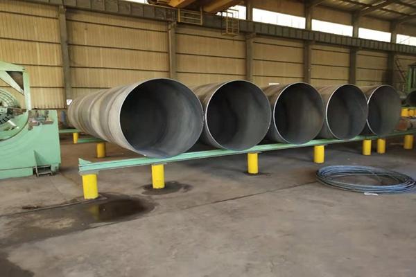 九寨溝雙面焊接涂塑復合鋼管生產中-歡迎來廠參觀