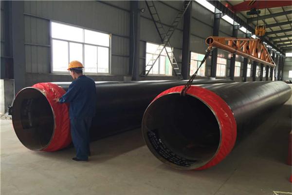 阿壩茂縣直埋保溫鋼管工作原理和性能