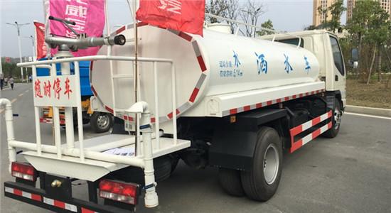 麗水15噸灑水車銷售熱線