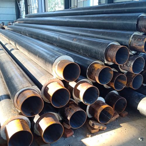 常州直埋式预制保温管厂家热力工程